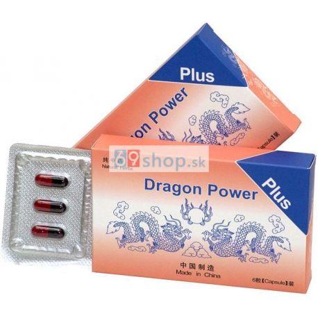 Dragon Power Plus (6ks)