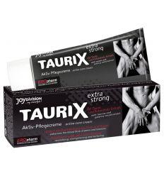 TauriX extra silný krém na pevnú erekciu