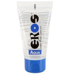 Lubrikant na báze vody 50ml EROS Aqua
