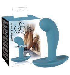 SMILE Bad boy - stimulátor prostaty (tyrkysový)