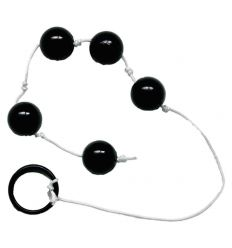 Black Pearles análne korálky