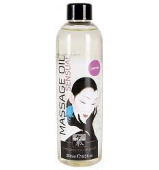 Masážny olej Opojenie - jazmín (250 ml)