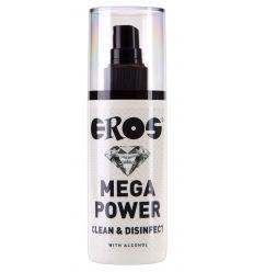 EROS Mega Power - čistiaci a dezinfekčný sprej (125 ml)