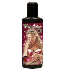 Vianočný masážny olej - jablko & škorica (50 ml)
