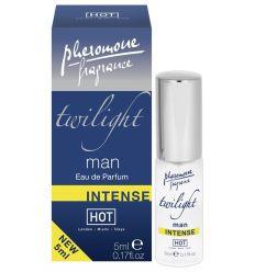 HOT twilight - intenzívny parfém s obsahom feromónov (pánsky)
