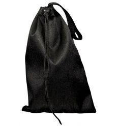 Čierna plátená taška