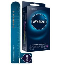 MY SIZE kondómy - 69 mm (10 ks)