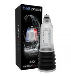 BathMate Hydromax X20 priehľadná hydropumpa