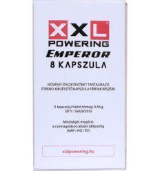 Zlepšeniu sexuálnej výdrže XXL powering kapsula 3ks