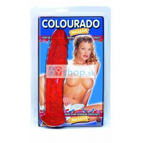 Colourado Massive dildo