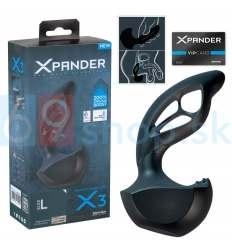 Unikátny expandujúci stimulátor prostaty XPander X3 veľký