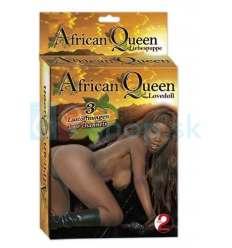 Nafukovacia panna africká královná You2Toys