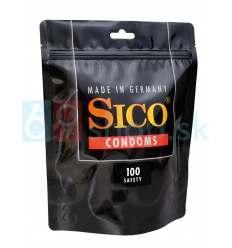 Bezpečné kondómy 52mm SICO Safety 100ks