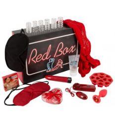 Red Box - 10 dielna sada erotických pomôcok