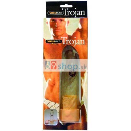 Trojan vákuová pumpa