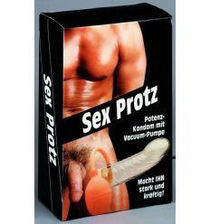 SexProtz vákuová pumpa