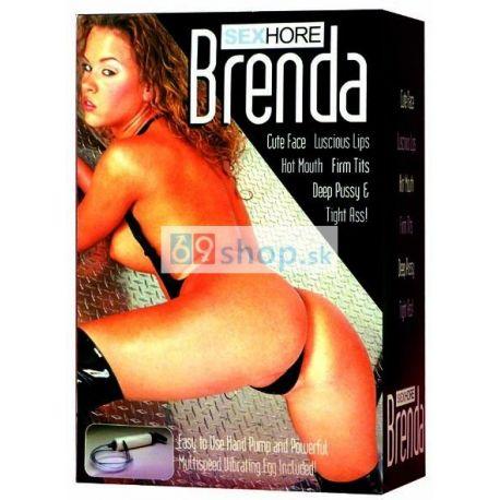 Brenda nafukovacia panna