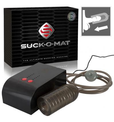Suck-O-Mat masturbátor s intervalovou stimuláciou