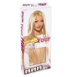 Parochňa BLOND dlhý vlas