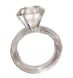 Diamant erekčný krúžok