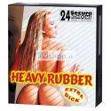 Heavy Rubber 24 kondomy