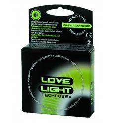 LoveLight kondom