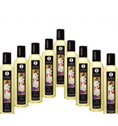 Erotický masážny olej