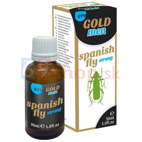 ERO by HOT Spain Fly men GOLD strong 30ml