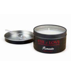Masážna sviečka Romantic