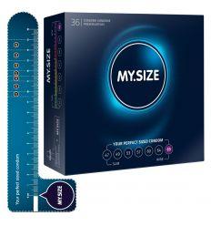 MY SIZE kondómy - 69 mm (36 ks)
