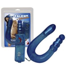 Sexuálny talent dvojitý vibrátor