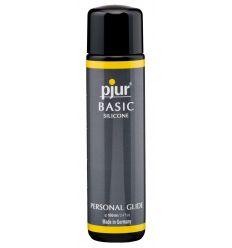 pjur Basic - silikónový lubrikant (100 ml)