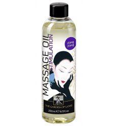 Masážny olej Opojenie - ylang-ylang (250 ml)