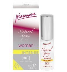 HOT natural - intenzívny parfém s obsahom feromónov (dámsky)