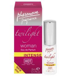 HOT twilight - intenzívny parfém s obsahom feromónov (dámsky)