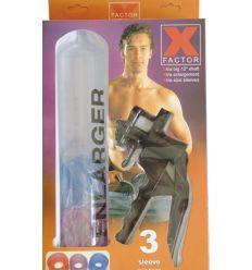Vákuová pumpa X-Factor Scherengriff