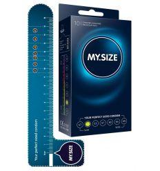 MY SIZE kondómy - 49 mm (10 ks)
