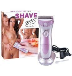 Nabíjateľný intímny holiaci strojček