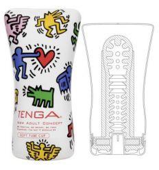 Masturbátor TENGA Keith Haring Soft Tube