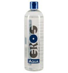 EROS Aqua lubrikant na báze vody, vo flakóne 500 ml