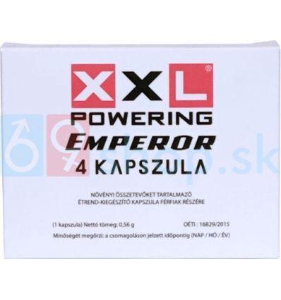 Zvýšenie libida XXL powering kapsula 3ks