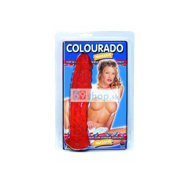 Colourado Massive dildo