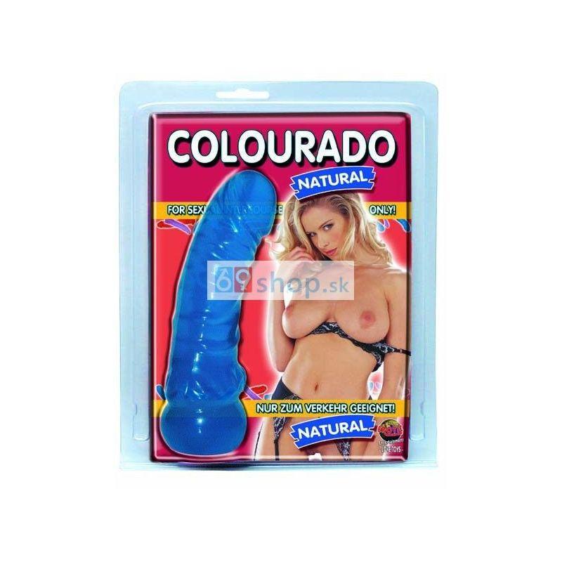 Colourado Natural dildo