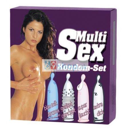 MultiSex 24 kondom