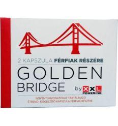Golden Bridge kapsule pre mužov