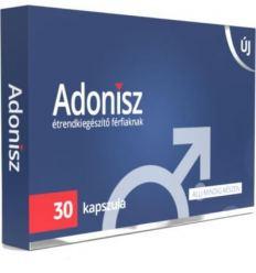 Afrodiziakum pre mužov Adonis 30ks