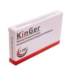 Výživový doplnok na zvýšenie libida pre mužov KinGer 2ks