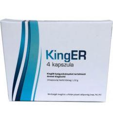 KingER zvýšenie libida a podpora erekcie 4ks