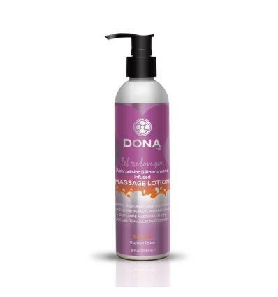 DONA Massage Lotion Tropical Tease 250ml