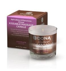 Masážna sviečka DONA Kissable Massage Candle